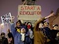 Tragédia v rumunskom nočnom klube má dohru: Ľudia protestujú proti korupcii