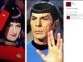Kláru Vytiskovú diváci prirovnávali aj k Spockovi zo Star Treku.