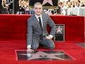 Daniel Radcliffe má hviezdu na chodníku slávy
