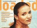 Cameron Diaz ozdobila svojou krásou pánsky magazín Loaded.