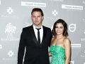 Channing Tatum a jeho manželka Jenna tvoria dokonalý pár.