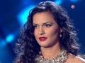 Sabina Slepčíková svojím podaním piesne od Christiny Aguilery Hurt všetkých dojala.