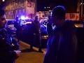 VIDEO Drsná predvolebná kampaň: Frešovho brata chytili policajti pri bilborde so sprejom