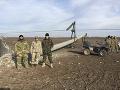 Ukrajina vyhlásila nákladnú blokádu Krymu: Ľudia sú stále bez elektriny