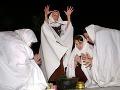 Stridžie dni na Luciu sú aj v Zuberci na Orave podľa tradície príležitosťou na vyveštenie si budúceho ženícha