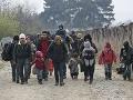 Azylový proces na Slovensku sa stíha, dôvod je jednoduchý: O našu krajinu nie je záujem