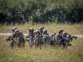 Vojaci Ozbrojených síl Spolkovej republiky Nemecko (Bundeswehr)