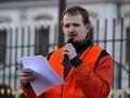 KDH zaradilo na kandidátku katolíckeho aktivistu Kováčika