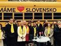 SKOK! predstavil volebnú kandidátku: Dvojkou je najkrajšia politička minulých volieb