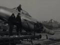Slováci pred 50 rokmi odstraňovali námrazu motorom z tryskovej stíhačky: VIDEO ako dôkaz