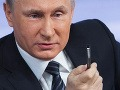 Putin dvíha varovný prst: Dodržujte dohodu, Sýriu môžeme obsadiť za pár hodín!