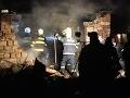 VIDEO Obrovská rodinná tragédia: Hasiči našli v zhorenom dome tri detské telíčka (†2,3,4)