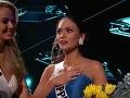 Filipínka sa stala novou Miss Universe.