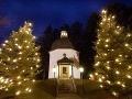 Vianočnú pieseň Tichá noc,