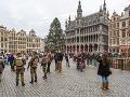 Novoročný ohňostroj v Belgicku je ohrozený, môžu za to plánované teroristické útoky!