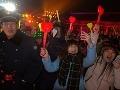 Nový rok privítali už aj v Číne, oslavovali najmä mladí