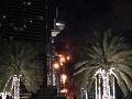 Požiar v Dubaji