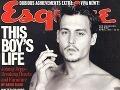 Johnny Depp kedysi patril medzi hollywoodske sexsymboly. Dnes príliš neohúri.