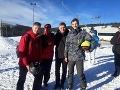 Dnes sme sa boli pozrieť, ako fungujú lyžiarske kurzy s podporou vlády. Zdá sa, že tento projekt je úspešný, preto ak budeme súčasťou novej vlády, budeme v ňom pokračovať aj naďalej. / Facebook Robert Fico