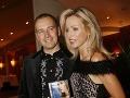 Kateřina Brožová a Boris Kollár randili spolu pred 12 rokmi.