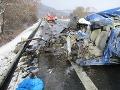 FOTO Zlé počasie opäť zabíjalo: Tragédie na cestách, zomrel Martin (†26) a Vladimír (†76)