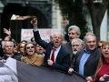 FOTO Gréci si nedajú