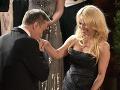 Aj Pamela Anderson bola Lugnerovým hosťom.