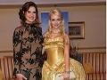 Hviezdou tohtoročného Opernballu vo Viedni bola herečka Brooke Shields. Pozornosť prítomných na seba strhávala aj manželka pracháča Richarda Lugnera - Cathy.