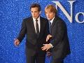Ben Stiller a Owen Wilson stvárňujú v počine zostarnutých modelov.
