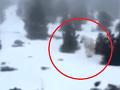 Veľká pátracia akcia v známom dovolenkovom stredisku: Lyžiar nakrútil na VIDEO Yetiho?!