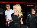 Pamela Anderson je na svojich synáčikov hrdá.