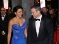 Matt Damon a Luciana tvoria sympatický pár.