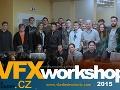 Fotografia zo spomínaného pražského workshopu