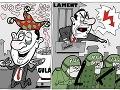 KARIKATÚRA Politici pred voľbami