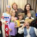 Kompletná rodinka Kramárovcov na jeseň 2008