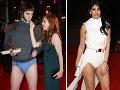 Sacha Baron Cohen sa po červenom koberci premával v slipoch. Pohľady prítomných pútala aj Jasmin Walia, známa z reality šou TOWIE.