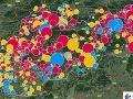Fico a Kaliňák rozdávali desiatky miliónov eur: MAPA šťastných obcí, vyhrávali Smeráci