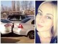 Blonďavá katastrofa za volantom: VIDEO Opitá Ruska nabúrala na parkovisku 17 áut