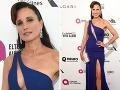 Pohľad na známu herečku vyráža dych: So 60-tkou na krku a v sexi šatách... Wau!