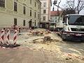 Šok pre Bratislavčanov, nehorázne zmiznutie ozdoby centra: Smiešne zdôvodnenie mesta?!