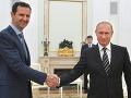 Putin s Asadom ako vojnoví zločinci: Ich vojaci systematicky bombardujú nemocnice!