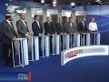 Diskusia politikov v živom prenose: Lídri si skočili do vlasov, prvá povolebná fraška