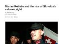 Svet v údive a rozhorčení: Slováci volili nacistov, Kotleba prebúdza démona Európy