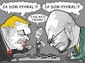 KARIKATÚRA Volebné šachy