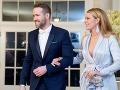 Ryan Reynolds s krásnou manželkou Blake Lively.