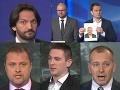 Prvá povolebná debata, ktorá ukázala smerovanie Slovenska: Vtipné VIDEO, TOP momenty a hádky!