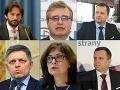Potenciálni ministri novej vlády