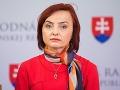 Macháčková o premiérovi: Pellegrini nie je dostatočne silný šéf exekutívy