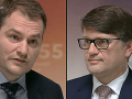 Drsná povolebná debata, hádka Matoviča s Maďaričom: Lúzri a mafia, poúčanie moderátora