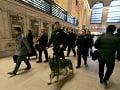 Zbytočný poplach v Bruselskom metre: O chaos sa postaral jediný muž